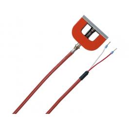 Датчик температуры с магнитным держателем, кабельный