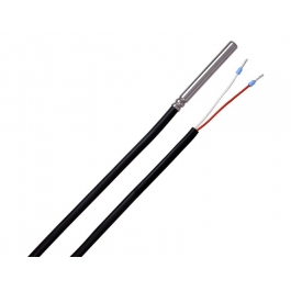 Кабельный датчик температуры, ПВХ кабель