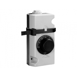 Накладной термостат, контроль температуры поверхности