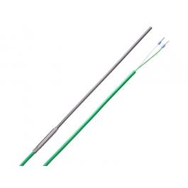Термопара Тип K (NiCr-Ni), силиконовый кабель