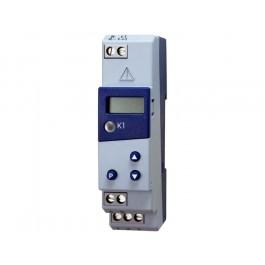 Цифровой контроллер с переключающим реле на DIN-рейку