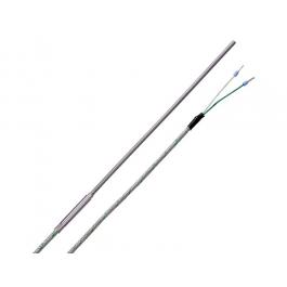 Термопара Тип L (Fe-CuNi) со стекловолоконным кабелем