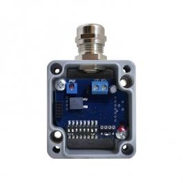 Преобразователь температуры наружного воздуха с кабельным вводом EMC