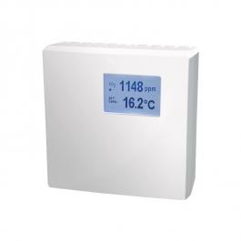 Комнатный датчик CO2 и температуры