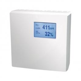 Мультисенсорный датчик для измерения CO2, VOC, температуры и влажности, активный выход (0-10 В)