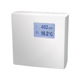 Комнатный датчик CO и температуры