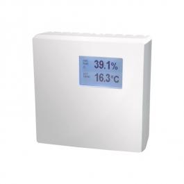 Комнатный преобразователь влажности и температуры, Modbus