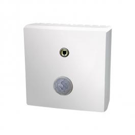 Комнатный датчик движения, освещенности, влажности и температуры Bus