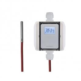 Преобразователь температуры, силиконовый кабель
