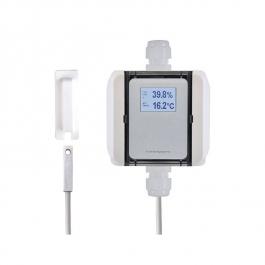 Контактный преобразователь температуры с крепежным колпаком