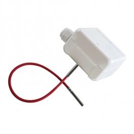 Погружной датчик температуры с пластиковым корпусом,силиконовый кабель
