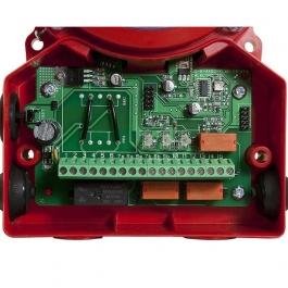 Канальный детектор дыма