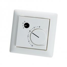 Датчик комнатной температуры, с потенциометром и поворотным переключателем