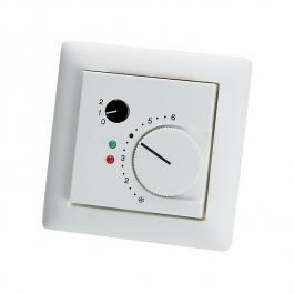Датчик комнатной температуры, с потенциометром, поворотным переключателем и 2-мя светодиодами